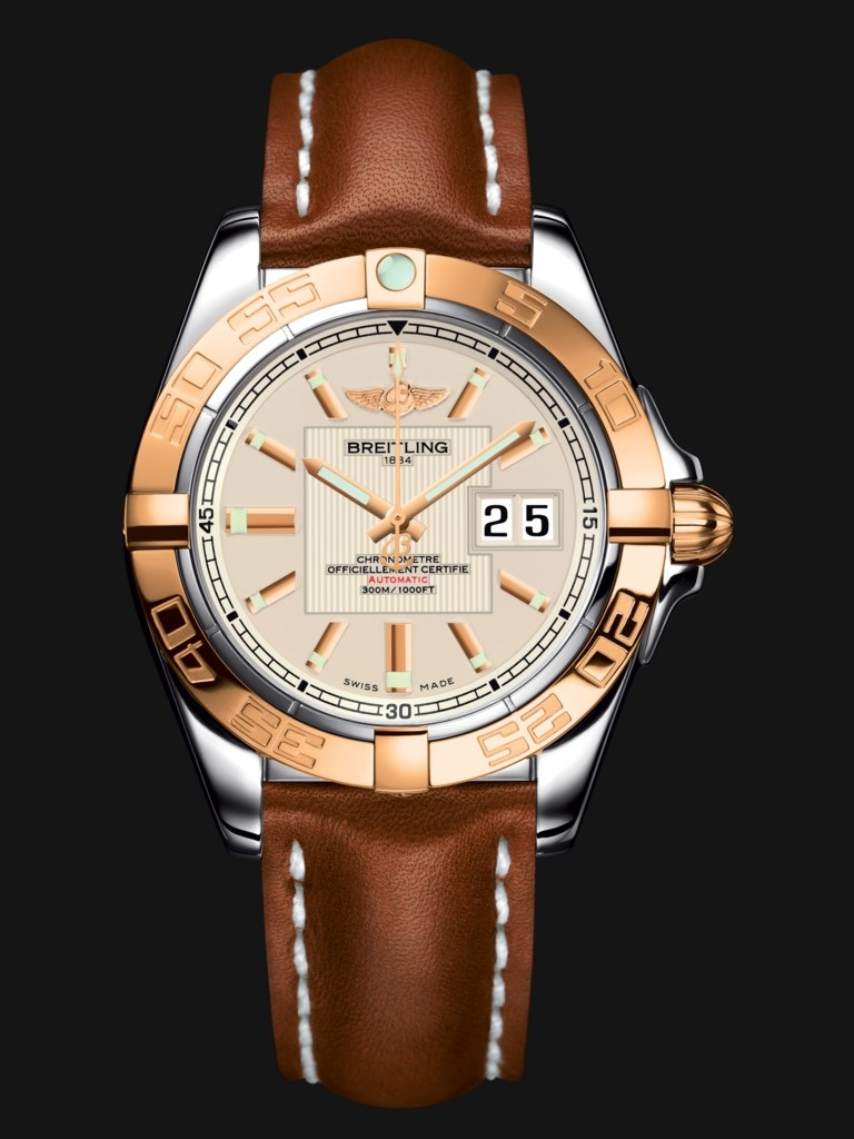 Breitling Galactic 41-