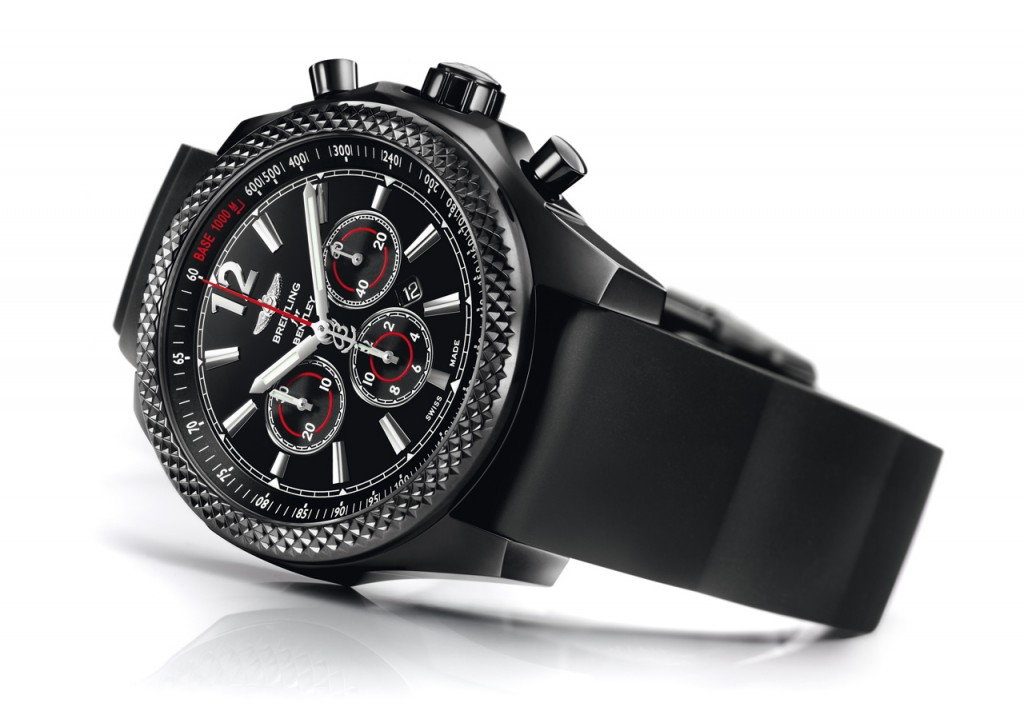 Breitling Bentley Barnato 42 Midnight Carbon Watches-