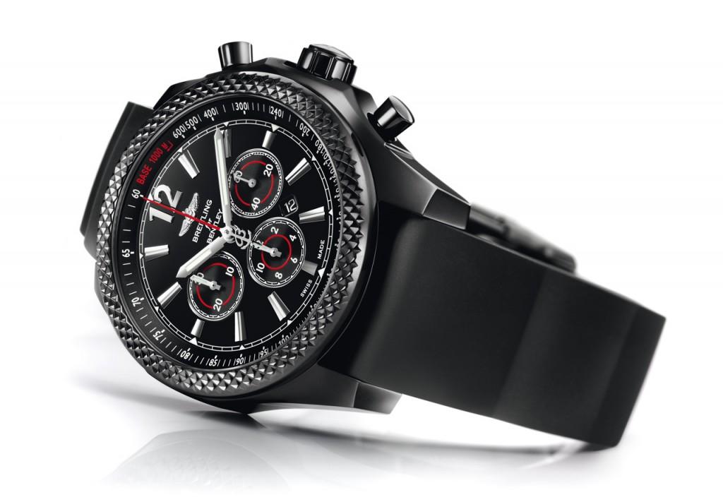 Breitling Bentley Barnato 42 Midnight Carbon Watches-