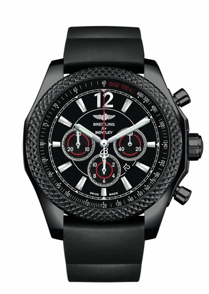 Breitling Bentley Barnato 42 Midnight Carbon Watches