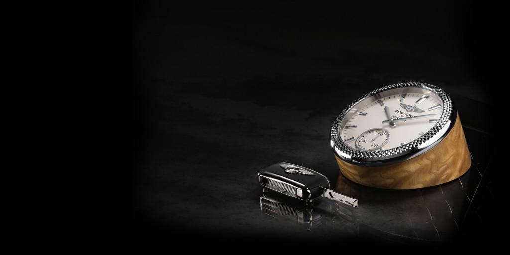 Breitling for Bentley Desk Clock