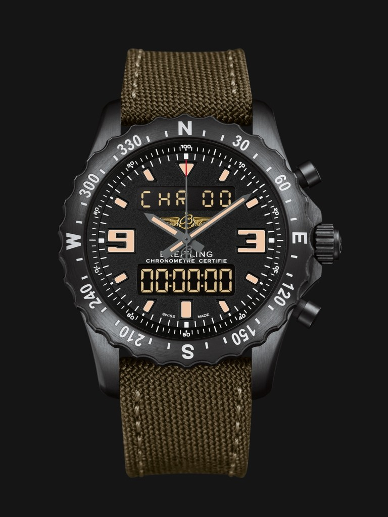 US Cheap Breitling Chronospace Military 46MM Watches