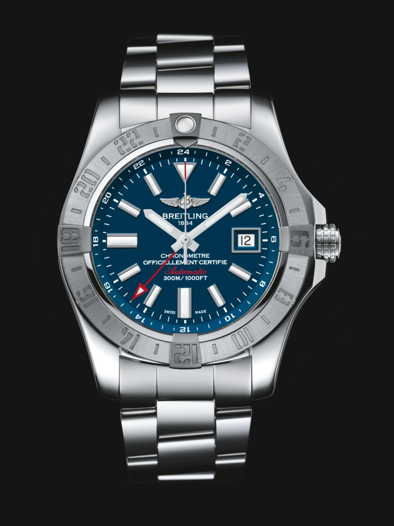 3ca24a8d445 High-performance Breitling Avenger II GMT Replica Watches for Sale ...