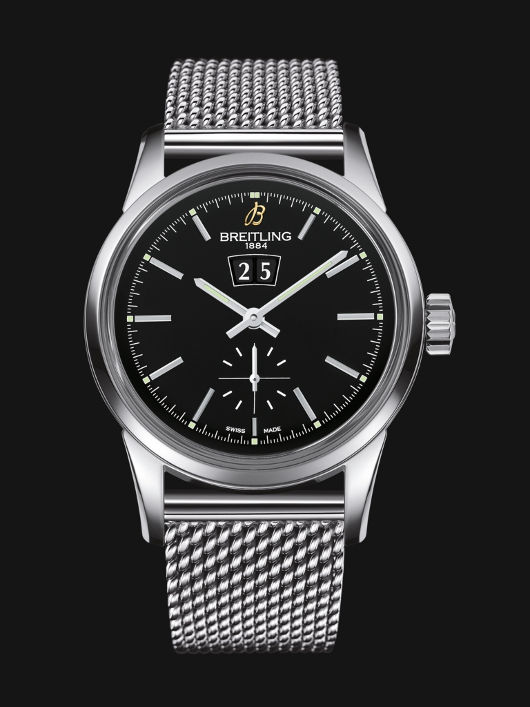 Best Breitling Black Dial Transocean 38mm Replica Watches