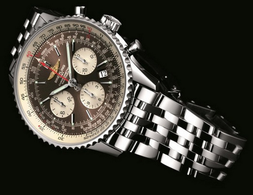 Breitling Navitimer 01 Panamerican Bronze Replica Watches