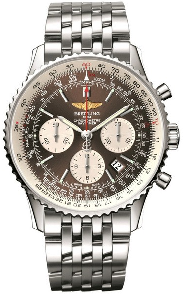 Breitling Navitimer 01 Panamerican Bronze fake Watches