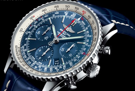 Breitling Navitimer Blue Sky 60th Anniversary Limited Edition Fake Watches