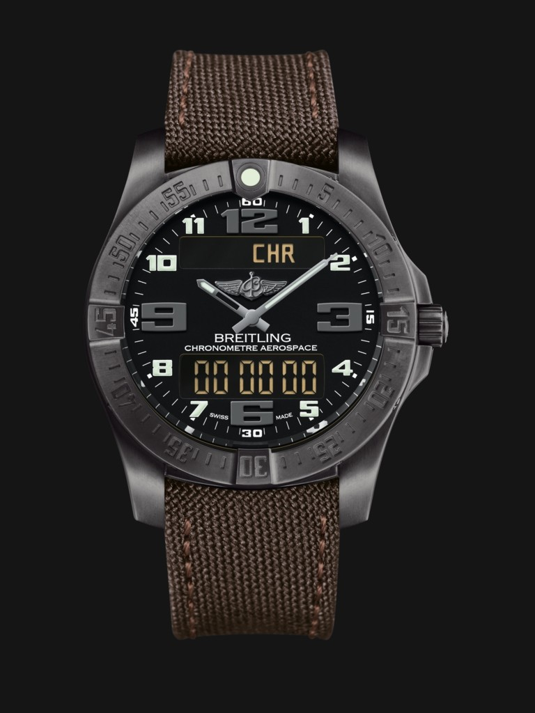 Functional Breitling Aerospace Evo 43MM Replica Watches