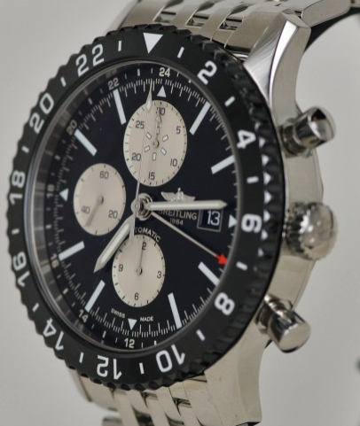 New Breitling Replica Chronoliner