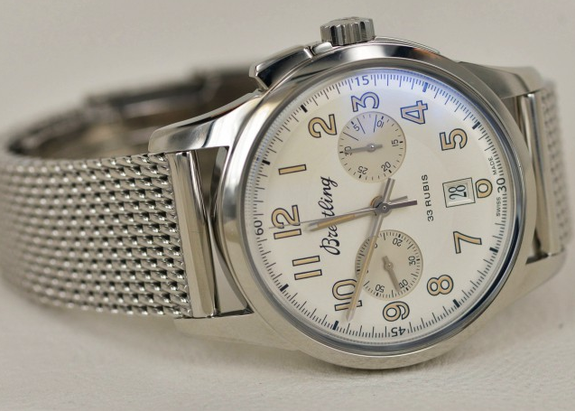 New Breitling Transocean Chronograph 1915 Replica Watches