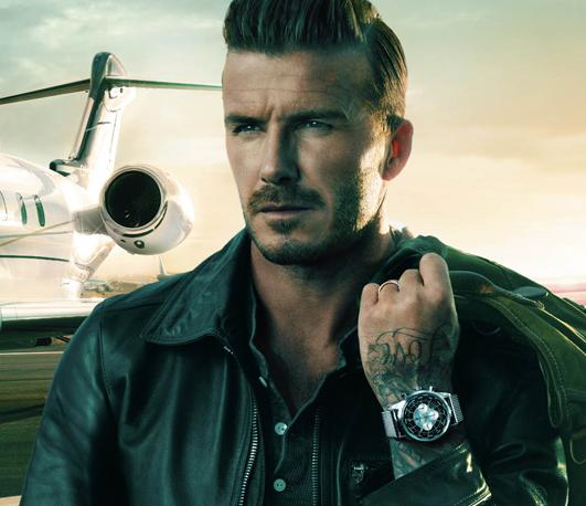 David Beckham For Popular Breitling Fake Watches