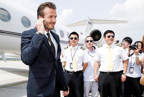 David Beckham For Popular Breitling Replica Watches