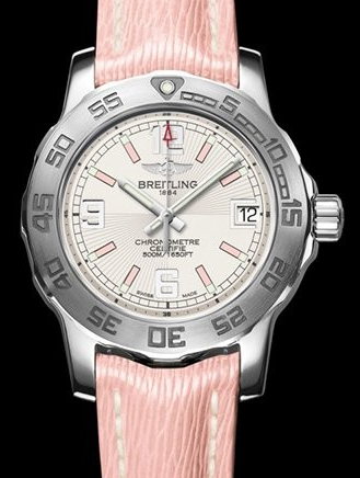 Sporty Women's Breitling Colt 33 Fake Watches