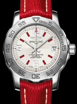 Sporty Women's Breitling Colt 33 Replica Watches