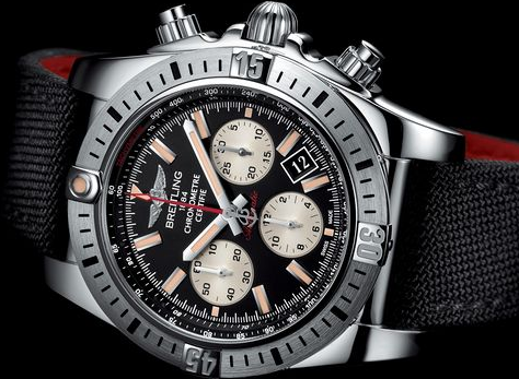 Breitling Chronomat 44 Airborne Fake Watches With Black Dials