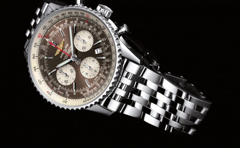 Swiss Breitling Navitimer 01 Replica Watches With Bronze Dials