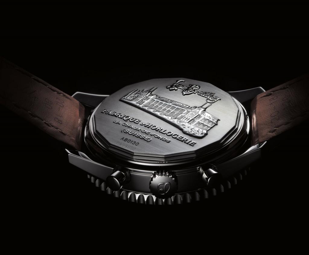 Breitling Montbrillant 01 Copy Watches-