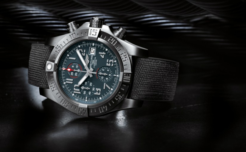 Replica Breitling Avenger Bandit Watches: King Of Naval Aviation On The Wrist