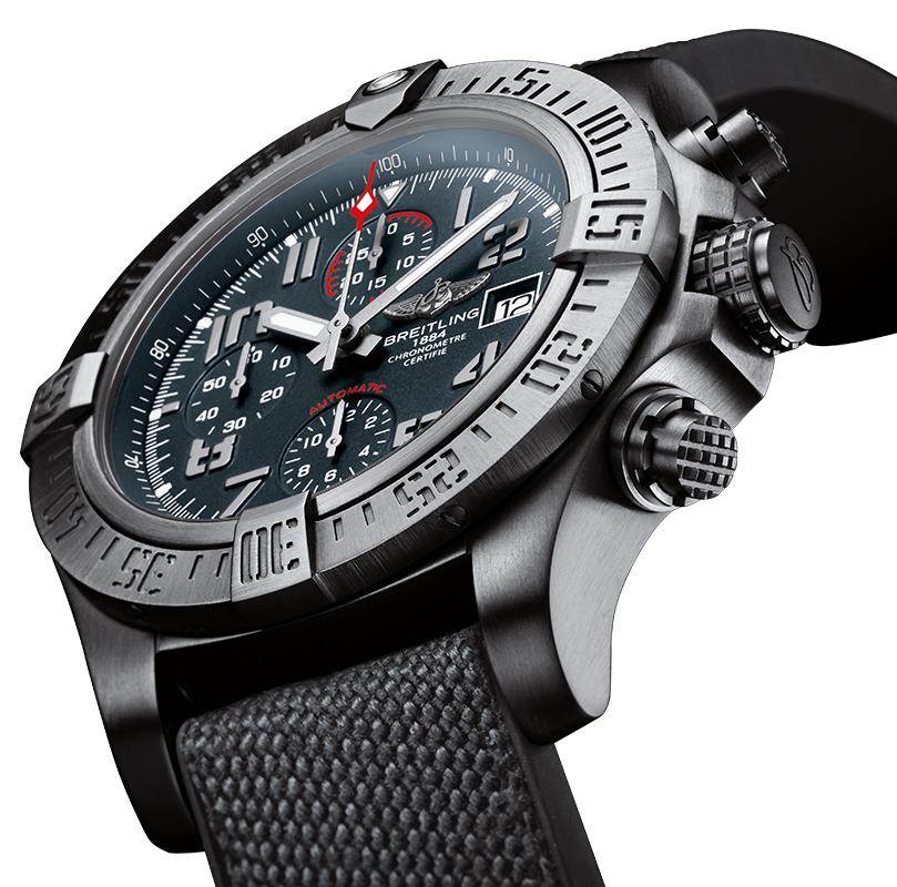 Replica Breitling Avenger Bandit Watches_