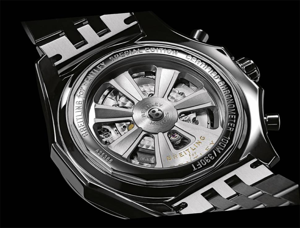 Steel Cases Replica Breitling Bentley B06 Watches
