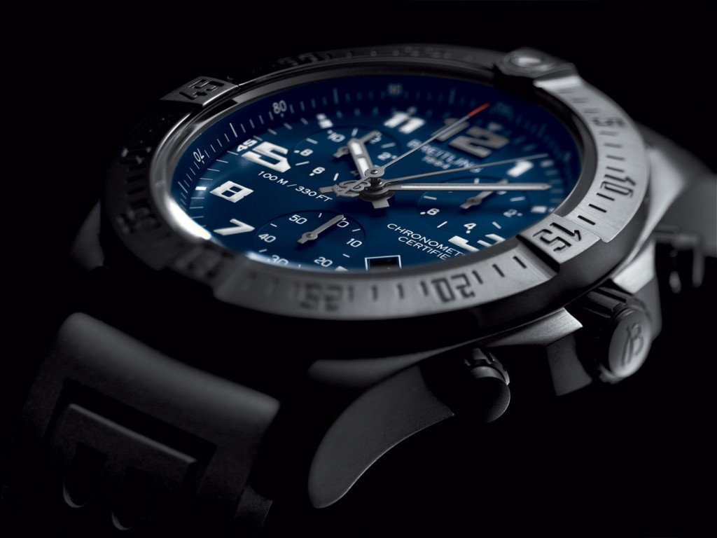 Charming Breitling Chronospace Evo Night Mission Replica Watches