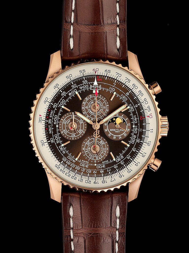 Breitling watches replica - Breitling Navitimer Qp Copy Watches With Black Dial Are Hot Selling These Days