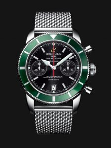 Adopting the eye-catching appearance and stable performance, this fake Breitling watch also is filled with surprise.