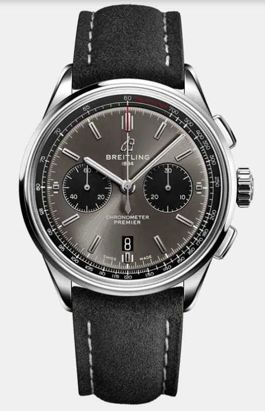 Forever knock-off watches sales are tasteful with anthracite dials.