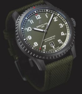 Swiss reproduction watches online have military feeling.
