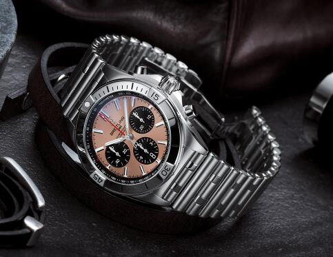 These Chronomat watches are sold at low price.