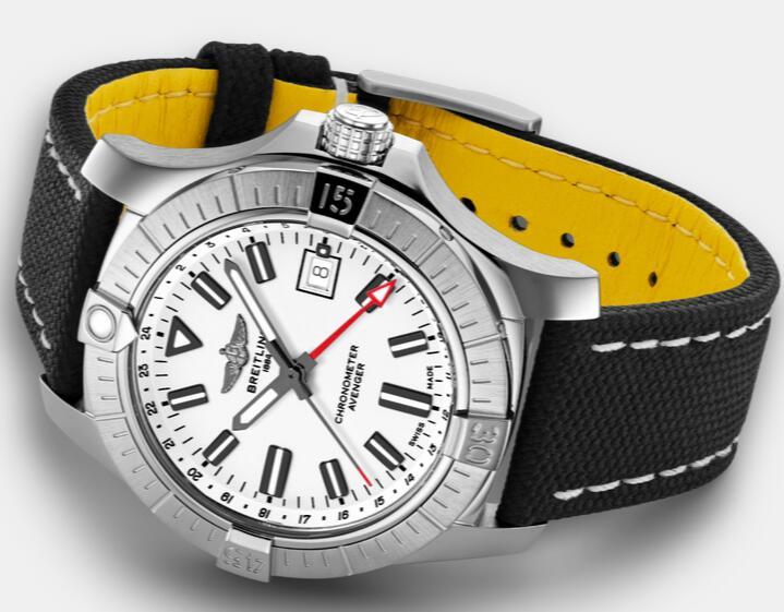 AAA fake watches are tasteful for the anthracite color.
